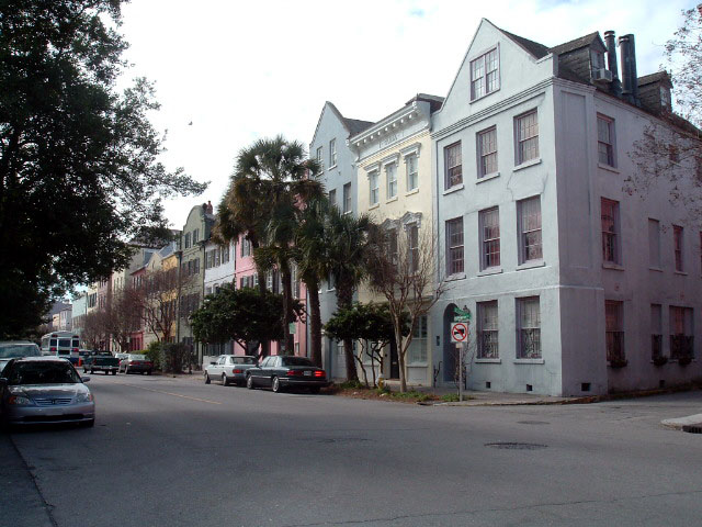 Charleston street long distance moving companies Charleston might use