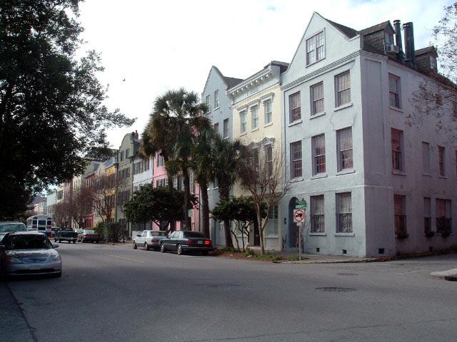 Charleston street long distance moving companies Charleston might use