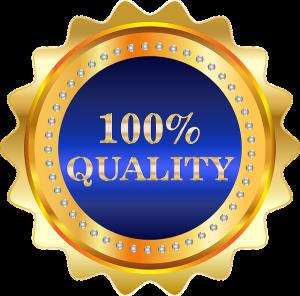 a quality label