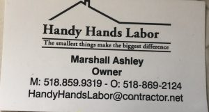 Handy Hands Labor
