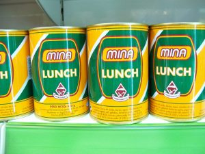 canned meals