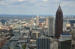 Atlanta landscape