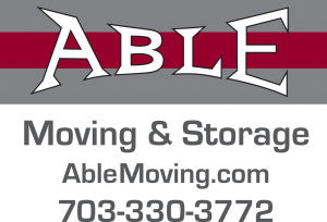 Able Moving & Storage Inc.