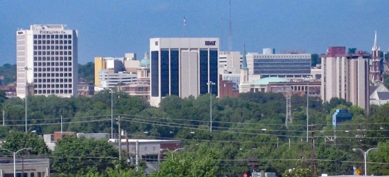 you need to visit Macon downtown after using cross country moving companies Macon!