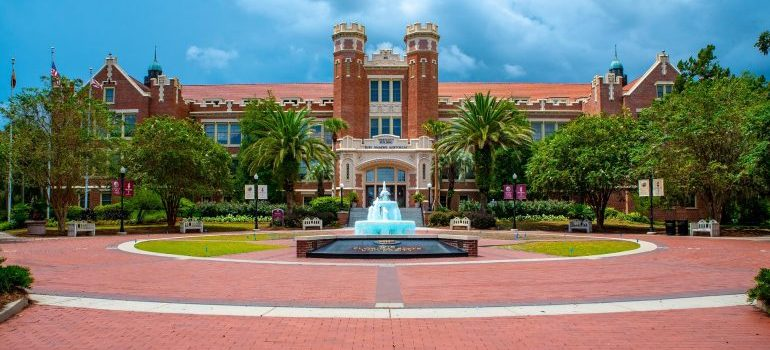 University of Florida plays a huge part in Gainesville life