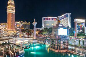Las Vegas Boulevard view