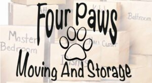 Four Paws Moving And Storage