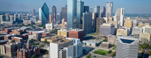 Moving from Wichita KS to Dallas TX