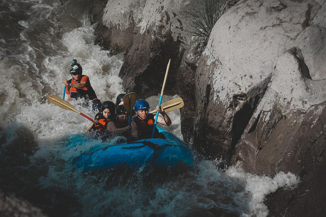 Rafting in Aizona