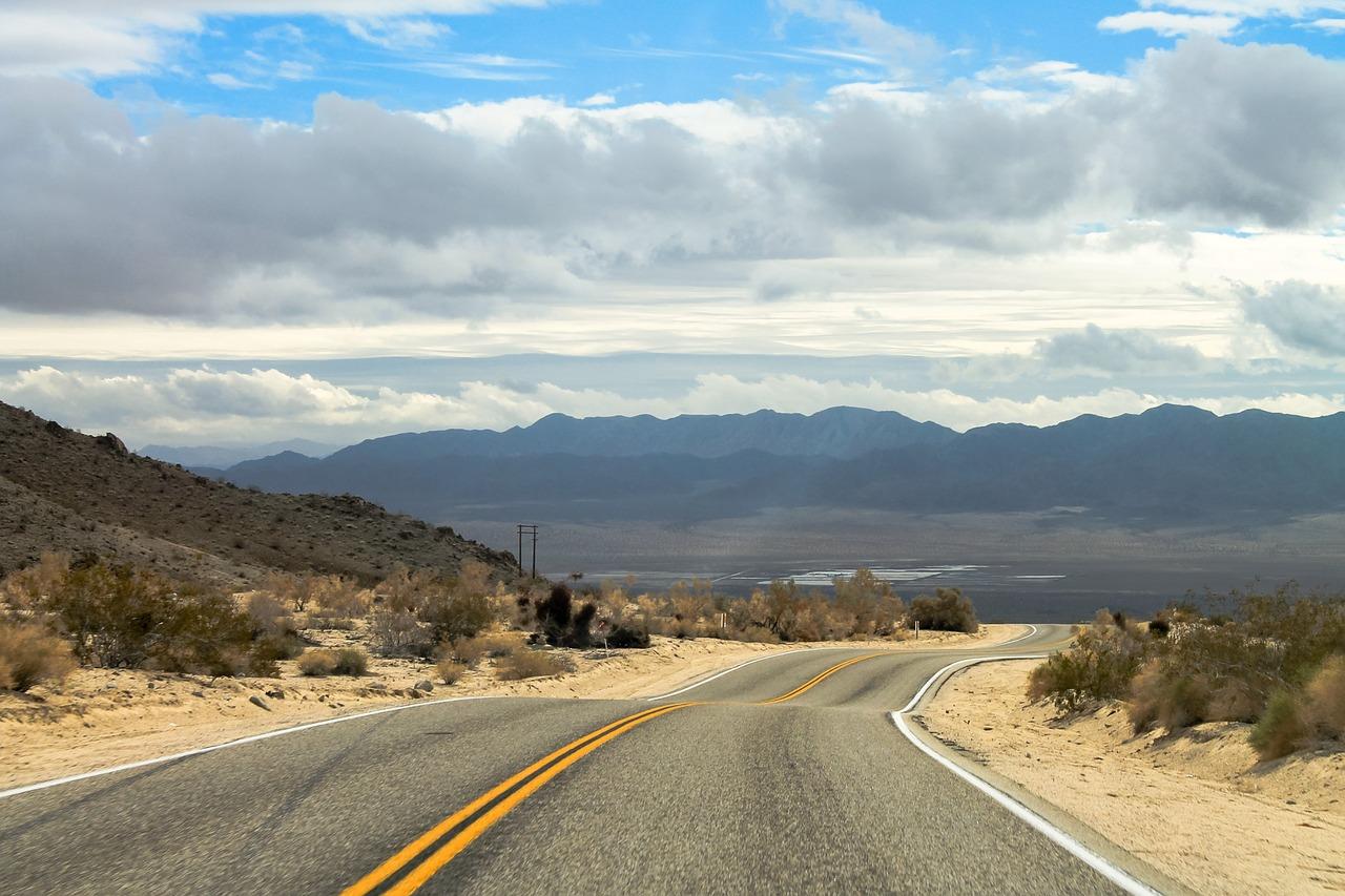 Road in Arizona