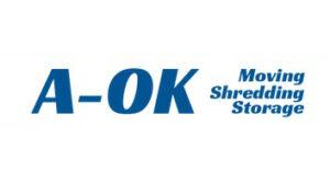 A-OK Moving, Shredding and Storage