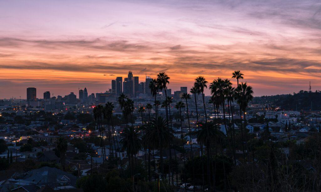 a city in California
