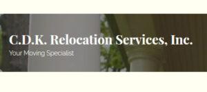 C.D.K. Relocation Services