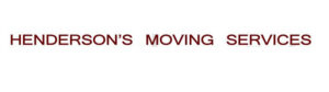 Henderson's Moving Services