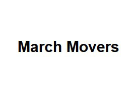 March Movers