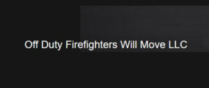 Off Duty Firefighters Will Move