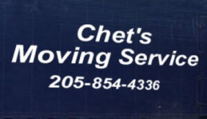 Chet's Moving Service