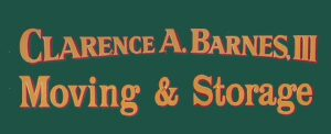 Clarence A Barnes Moving and Storage