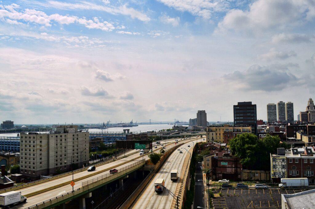 Philadelphia highway