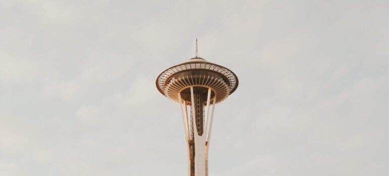 The Needle in Seattle