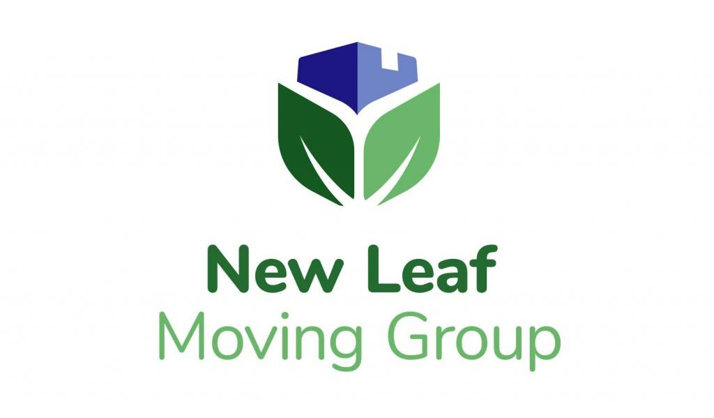 new leaf moving group logo