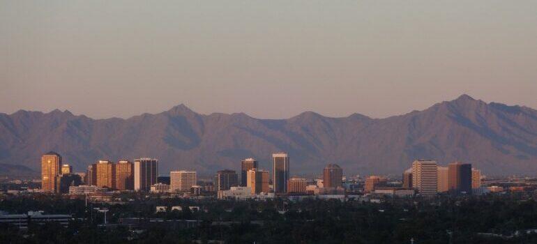 view of Phoenix