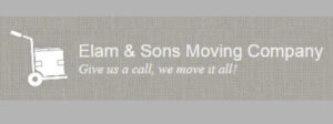Elam & Sons Moving Company