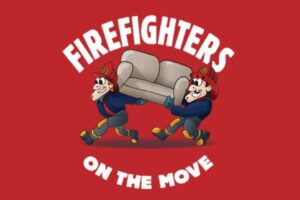 Firefighters on the Move