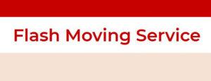 Flash Moving Service