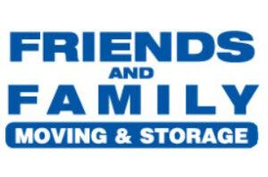 Friends and Family Moving & Storage