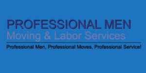 Professional Men Moving