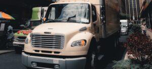 Dumbo Moving truck
