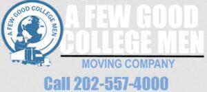 A Few Good College Men Moving Company