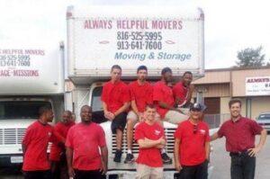 Always Helpful Movers & Storage