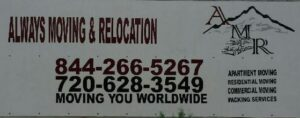 Always Moving and Relocation Services