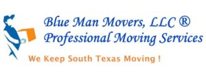 Blue Man Movers