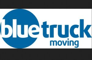 Blue Truck Moving