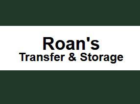 Roan's Transfer & Storage