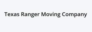Texas Ranger Moving