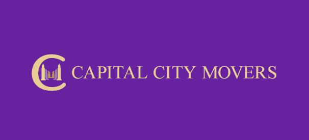 capital city movers company logo