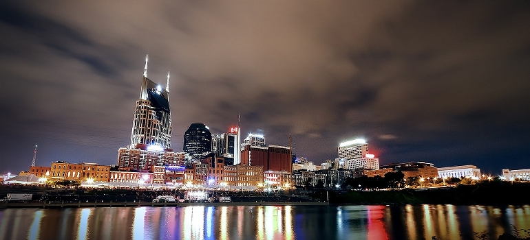 Nashville as one of the best cities to move to in 2021