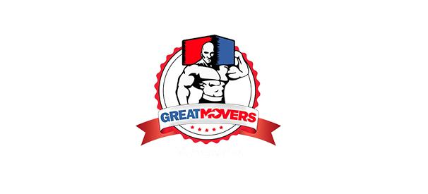 great movers company logo