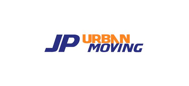 jp urban moving company logo