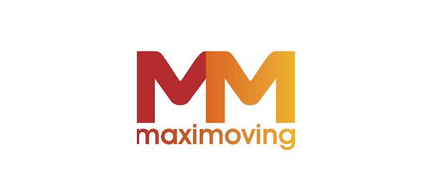 maxi moving company logo