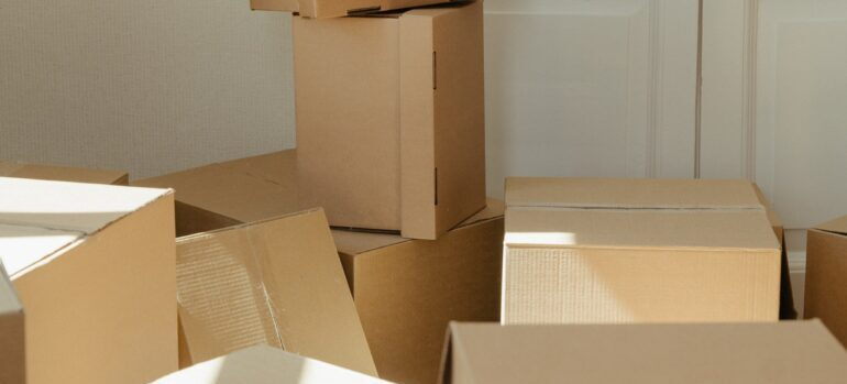 moving boxes you need when moving from Vermont to Massachusetts