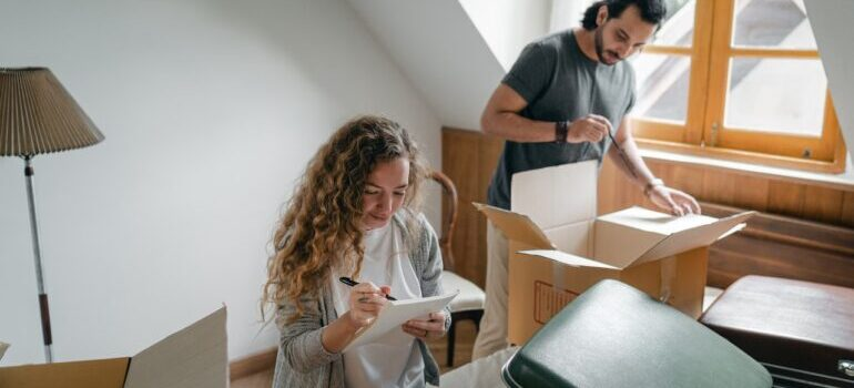 couple planning on moving from Norfolk to NYC