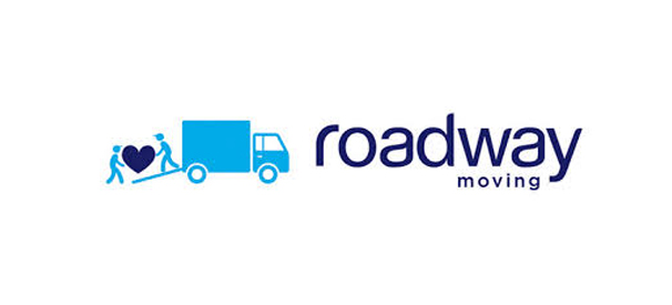 roadway moving company logo