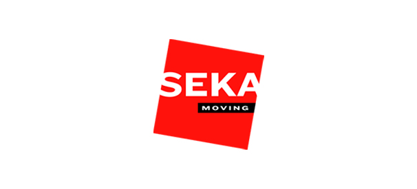seka moving company logo