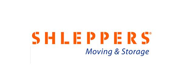 shleppers moving & storage company logo