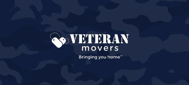veteran movers company logo